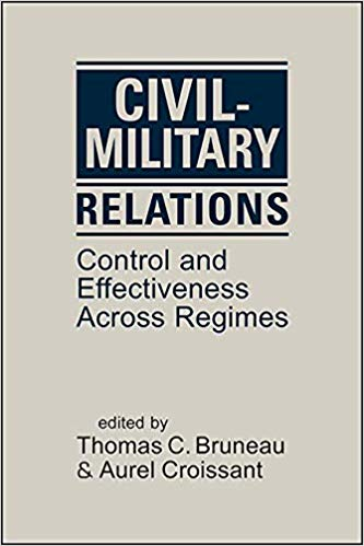 Cover of the book Civil Military Relations