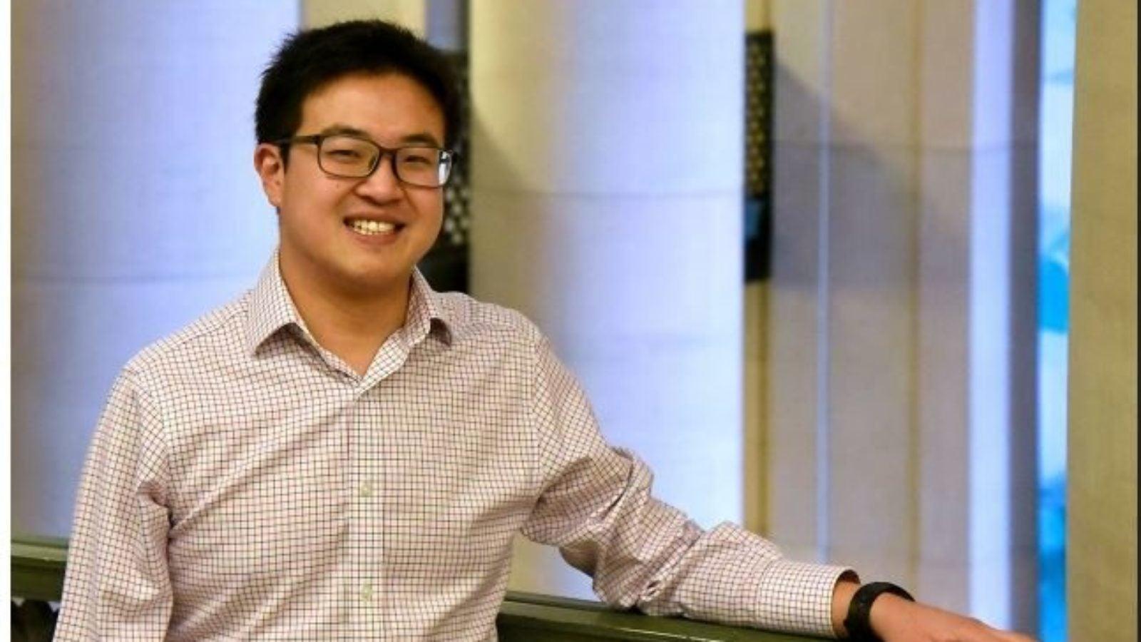 Timothy Loh MIT news