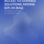 Access to Durable Solutions Among IDPs in Iraq: Experiences Applying to Compensation
